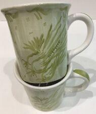 Trish Richman At Home Decorative Housewares Coffee Mug 2 Garden Vegetable Bulb