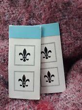 Fleur De Lis Seals 60ct Wedding Seals Crafting