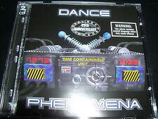 Dance Phenomena Colossal Records 2 CD FCB Cappella Paul Zone Jesus Loves You & M