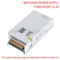 S-800-70V 11.4A Switching Power Supply AC/DC Power Transformer Sufficient Power