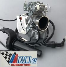 Mikuni Carburetor,TM40-6 40mm Flatslde Pumper Total Kit for Suzuki DR650