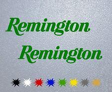STICKER PEGATINA DECAL VINYL AUTOCOLLANT AUFKLEBER Remington