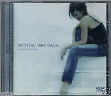 VICTORIA BECKHAM - A MIND OF ITS OWN 2002 UK DVD SINGLE PAL VIRGIN - VSDVD 1824