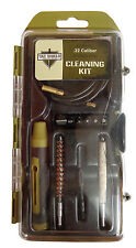 Tac Shield 12pc .22/22LR Caliber Rifle Field Cleaning Kit Brush/Patches/Rod