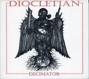 DIOCLETIAN Decimator DIGIPAK MINI CD