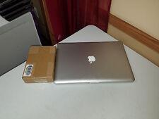 Apple Macbook Pro A1286 2012 Core i7 @ 2.6GHZ /16GB RAM/750GB HD/Sierra!