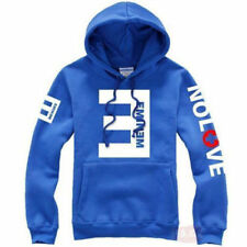 Men's Fleece Hoodies Eminem Printed Thicken Pullover Sweatshirt Sportwear Jacket