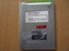AUDI a4 1.9l 85kw 4-zyl. TDI MOTORE OFFICINA manuale meccanica