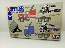 TAMIYA ROOF SPOILER 1/14 SCALE TRACTOR TRUCK NEW IN PACK
