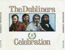 "THE DUBLINERS ""CELEBRATION - 25 YEARS"" DOUBLE CD SET / NO BARCODE - BAYCOURT"