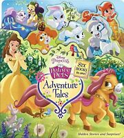 Disney Palace Pets: Adventure Tales (Hidden Stories) by Thea Feldman