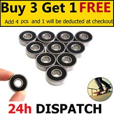 BEARINGS 603 - 699 2RS - RUBBER SEALED Miniature bearing- Multi variations