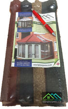 Lightweight Tiles Sample Pack - Granulated & Budget Roofing Tile Samples
