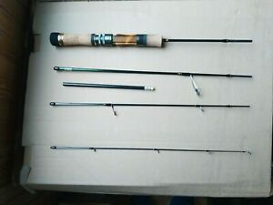 Major Craft Finetail FTT-504UL  Trekking & Traveler spinning rod.