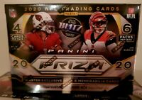2020 Panini Prizm Football NFL Blaster Box Factory Sealed In Hand SHIPS FAST