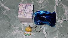 "Kidrobot Keychains Series 1 The Simpsons Hans Moleman 1.5"" 3D Vinyl Keychain Box"