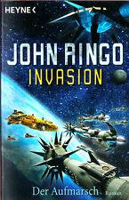 """John Ringo - """" INVASION - Bd. 1 - Der Aufmarsch """" (2004) - tb"""