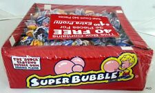 Super Bubble Original Bubbles Gum Box 340 Pieces Chewing Candy Candies Bulk