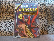 Giant-Size Dracula #3 VF/NM
