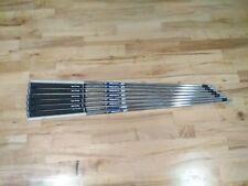 Project X Rifle 6.5 Iron Shaft Set 3-PW (8pcs) / S+ -FLX, STD, Velvet Grips