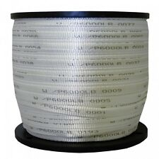 """USA Made 1"""" x 1000' 6000 Lb Polyester Mule Tape / Pull Tape"""