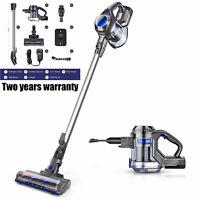 MOOSOO X6 Ultra-Light Cordless Vacuum 10Kpa 4 in 1 Stick Vacuum Cleaner Carpet