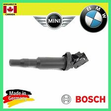 Bosch Germany BMW & MINI E46 E60 E85 E90 IGNITION COIL 12137594937 / 0221504470