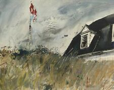 Andrew Wyeth Marshall Point Canvas Print 16 x 20        #3501