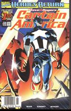 (1997) Captain America _ Heroes Return _ #1 _ (NM)