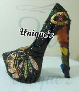 Blackhawks Heels