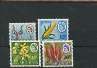 Rhodesien MiNr. 57-60 postfrisch MNH Landwirtschaft (X583