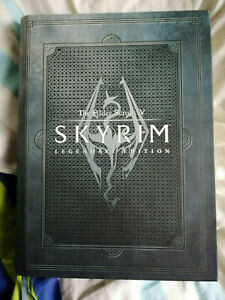 Skyrim Legendary Edition Strategy Guide (English)