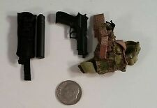soldier story navy seal gunner pistol 1/6 toys dragon bbi miniature gi joe dam