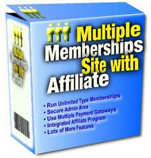 Create Unlimited Membership Site Areas On One Single Domain - MRR