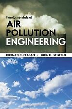 """Fundamentals of Air Pollution Engineering"" *NEW* by Richard C. Flagan"