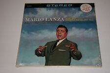 Mario Lanza You Do Something To Me LP RCA Camden VG/VG