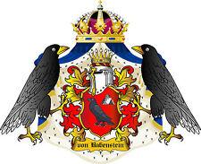 Adelstitel = GRAF / GRÄFIN von RABENSTEIN =  & VIP-CARD GOLD