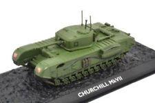 Churchill MK.VII Tank BRITISH ARMY 1945,Scale 1:72 by Atlas
