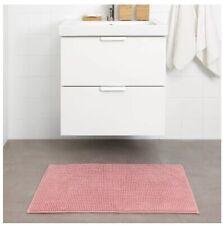 IKEA Ultra SOFT ABSORBENT TOFTBO Pink Bath MAT  50 x 80 cm New