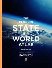 THE PENGUIN STATE OF THE WORLD ATLAS BOOK BY SMITH, DAN BRAND NEW