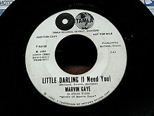 MARVIN GAYE Northern Soul PROMO 45  Little Darling TAMLA White Label from 1966