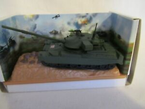 IMEX MILITARY IN MINIATURE BRITISH ARMY TANK SCALE 1:87 No. 871006
