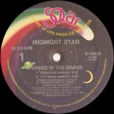 LP Vinyl Record Midnight Star – Snake In The Grass VG