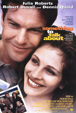 SOMETHING TO TALK ABOUT (1995) ORIGINAL MOVIE POSTER  -  ROLLED
