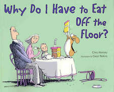 Good, Why Do I Have to Eat Off the Floor?, Hornsey, Chris, Book