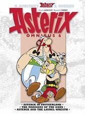 Asterix Omnibus 6: By Goscinny, Rene, Uderzo, Albert