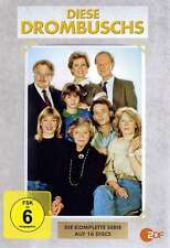complete Box set THESE DROMBUSCHS TV series WITTA POHL 16 DVD