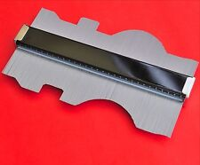 Japanese SHINWA 300mm measurement moulage gauge ruler form contour model 77971