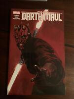Darth Maul Star Wars Graphic Novel TPB Marvel Comics New 2016 Bunn Ross Woodard
