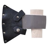 Lif fodero custodia copritaglio in cuoio per scure Rinaldi art. 330 gr 350 ascia